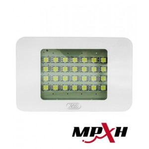 LE 28 MGT-MPXH Lux emergencia 28 led C/llave tacti