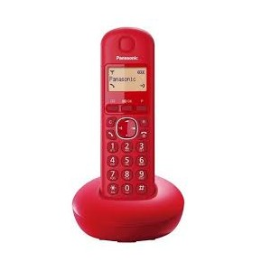 KX-TGB210AGR Teléfono Panasonic Rojo