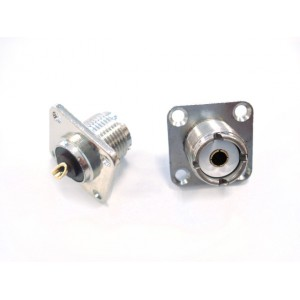 Conector PL259 H P/CHASIS