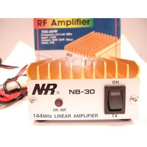 Amplificador VHF