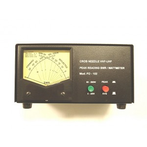 Roimetro Wattimetro para VHF-UHF