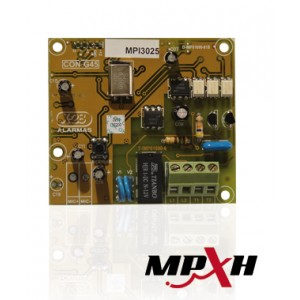 MPI 3025 MPXH Comunicacdor Monitoreo Contact ID