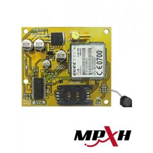 MPI 4027 MPXH  Comunicador Monitoreo GPRS audio