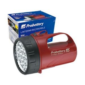 Linterna Recargable 19 LEDS