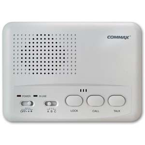 Intercomunicador Commax WI-3SN